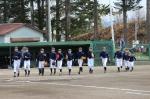 第44回日刊スポーツ旗争奪少年野球春季大会一回戦 & 練習試合